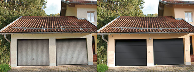 Garage modernisieren  Garagenmodernisierung
